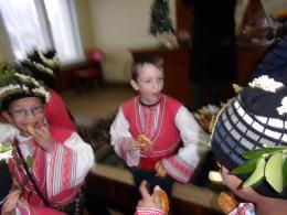 Коледни вкусни кравайчета - ОУ Св. Св. Кирил и Методий - Ряхово