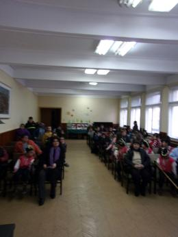 Нашите гости - ОУ Св. Св. Кирил и Методий - Ряхово