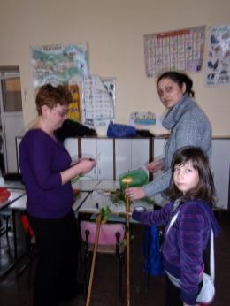 С помощ от мама е по-лесно - ОУ Св. Св. Кирил и Методий - Ряхово
