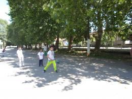 Твоят час - Мини волейбол - момчета - ОУ Св. Св. Кирил и Методий - Ряхово
